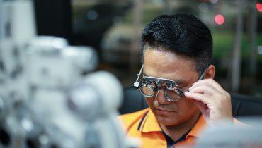 แว่นสายตายาว โปรเกรสซีฟเลนส์ คือ อะไร และดีอย่างไร ?