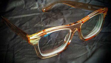 แว่นสายตา เลนส์ย่อบางเปลี่ยนสี บลูคัท