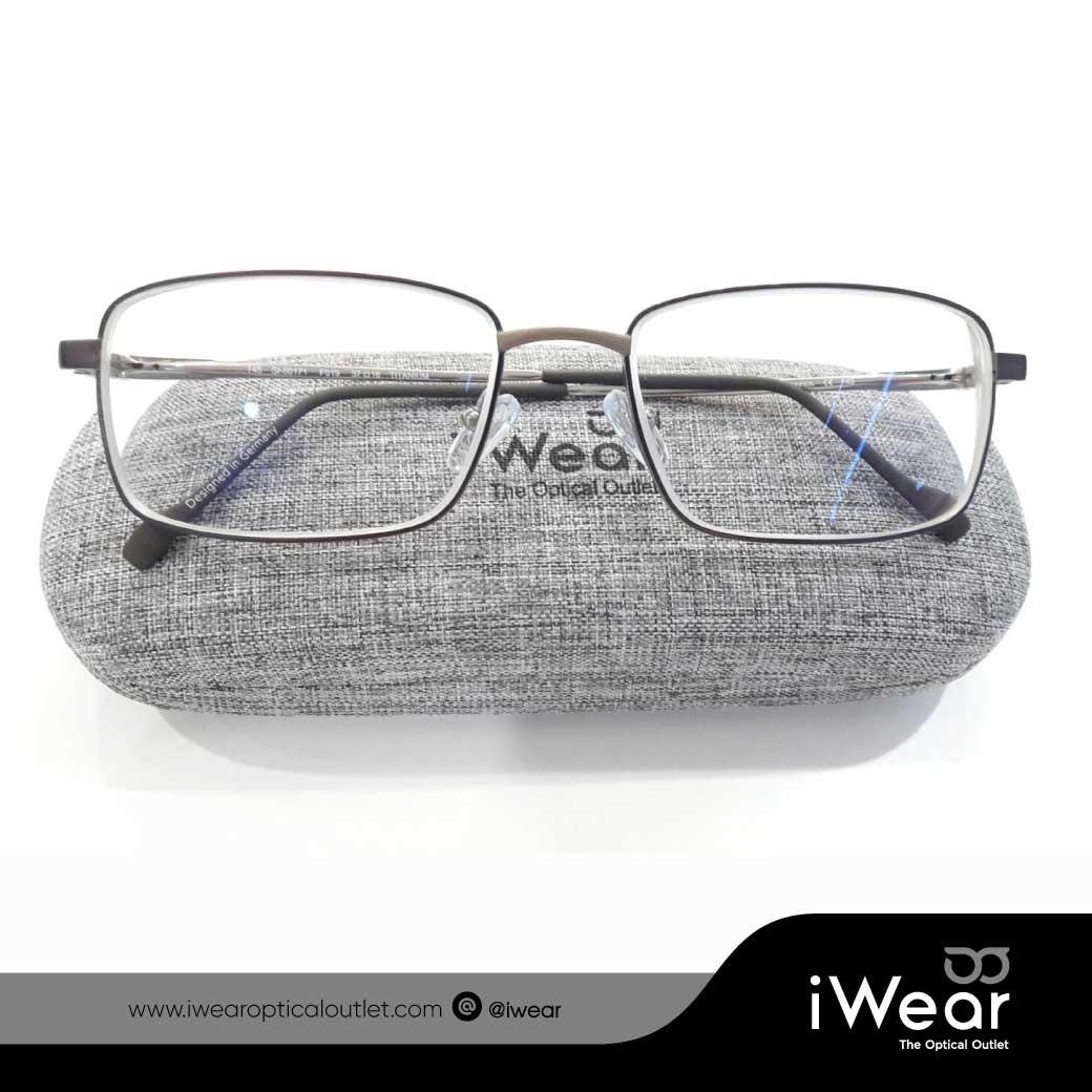 ผลงานการประกอบแว่นสายตา กรอบแว่นตารุ่น Stepper ในราคา4,990บาท