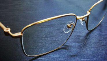 ผลงานการประกอบแว่นสายตา กรอบแว่น Stepper si-60146 F010