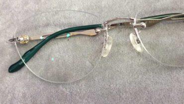 แว่นสายตา กรอบแว่นตา iWear กรอบเจาะ รุ่น TY313