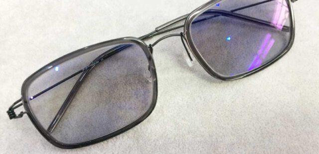 แว่นตา iWear IP-B-TiTanium เลนส์บลูคัท