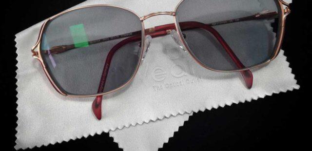 แว่น สายตาสั้น ออกแดดเปลี่ยนสี  ป้องกัน UV