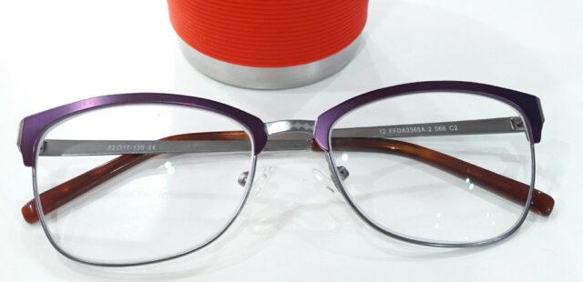 แว่นสายตาโปรเกรสซีฟ 1.50 Pro R-Daptar MFH HMC