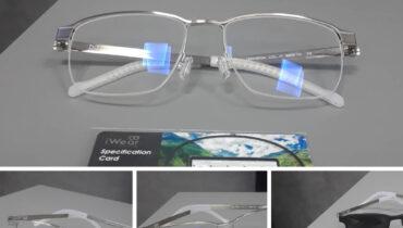 ผลงานประกอบแว่น กรอบแว่น MORPHEYE