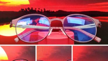 ผลงานประกอบแว่นตาโปรเกรสซีฟ