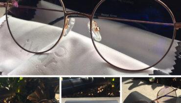 ผลงานประกอบแว่น กรอบแว่น korea
