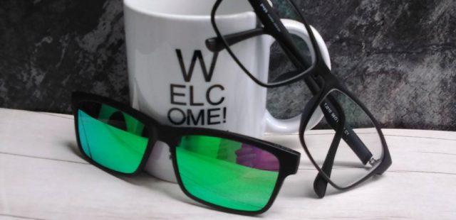 ผลงานการประกอบแว่นสายตา กรอบแว่นตา B-ultem pop's