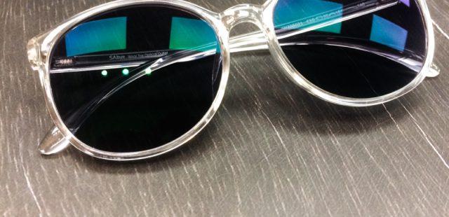 ผลงานการประกอบแว่นสายตา กรอบแว่นตา SAbye